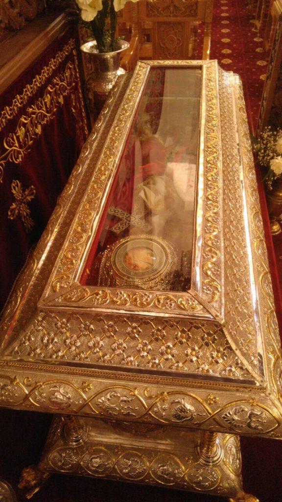 Η αγία Ακυλίνα