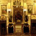 Το ιερό λείψανο του Αγίου Μηνά στον προφήτη Ηλία Πυλαίας