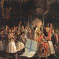 ΥΠΕΡ ΠΙΣΤΕΩΣ ΚΑΙ ΠΑΤΡΙΔΟΣ ΟΜΟΛΟΓΙΕΣ ΤΩΝ ΑΓΩΝΙΣΤΩΝ ΤΟΥ 1821