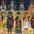 Κυριακή Γ' Ματθαίου: Σύναξη των Αγίων Νεομαρτύρων των μετά την άλωση της Κωνσταντινουπόλεως μαρτυρησάντων